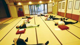 【受付終了】心も身体もデトックス!座禅・寺ヨガ体験