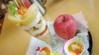 千曲産旬の果実の収穫と贅沢パフェ作り体験