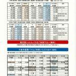 信州さらしな・おばすて観月祭 9/16シャトルバス時刻表