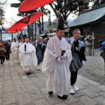 国選択無形民俗文化財「大頭祭」【武水別神社】