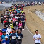 【ランナー大募集!】山・川を眺めながらRUN+温泉!千曲市ハーフマラソン