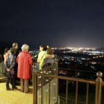 【姨捨夜景ツアー】7月~9月毎日開催!絶景をお楽しみください