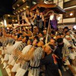 2018戸倉上山田温泉夏祭りと煙火大会(7/14-15)