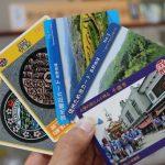 マンホール・棚田・ため池・歴まち 千曲市は今、カードが熱い!