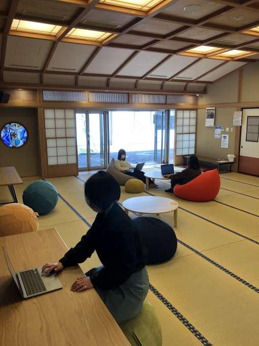 コワーキングスペース「Gorori」千曲市総合観光会館にOPEN!! | 信州千曲観光局